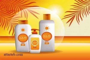 ضد آفتاب برای جوانسازی پوست