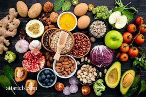 تاثیر تغذیه مناسب بر پاکسازی و جوانسازی پوست