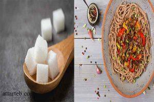 کاهش قند و کربوهیدرات در رژیم کاهش وزن سریع