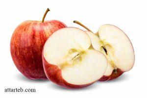 سم زدایی بدن با خوردن سیب
