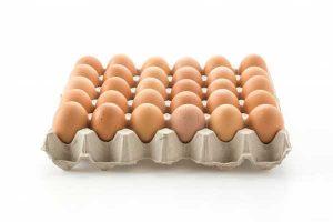 مصرف تخم مرغ در رژیم کتوژنیک