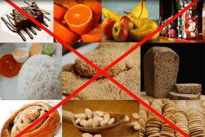 غذاهایی که در کتوژنیک نباید خورد