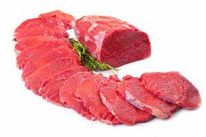 مصرف گوشت در رژیم کتو