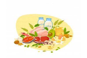 غذاهای رژیم کتوژنیک