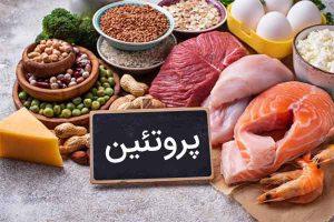 مقدار مصرف پروتئین در رژیم کتوژنیک