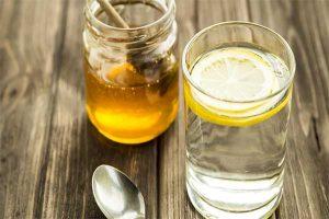 دتاکس واتر لیمو و عسل