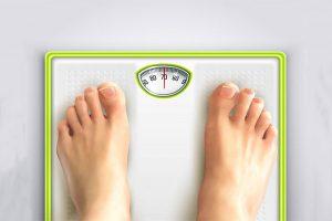 کنترل وزن در رژیم کتو