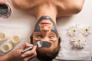 مراقبت از پوست صورت با خاک رس