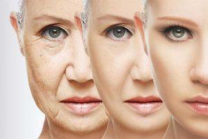 کاهش روند پیری در پوست چرب