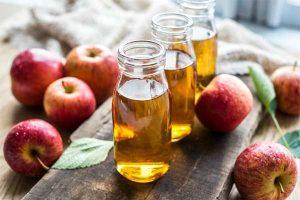 درمان انواع بیماری پوستی با سرکه سیب