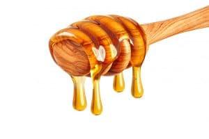 درمان مشکل پوست روزاسه با عسل