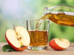 درمان عفونت کلیه با آب سیب